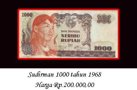 Uang lama unik